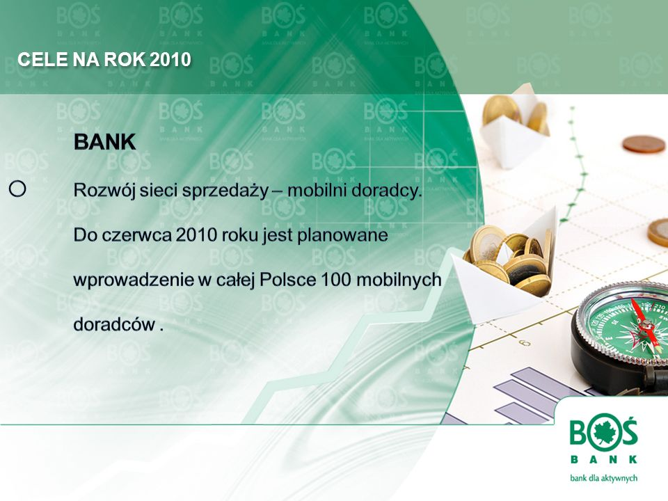 CELE NA ROK 2010 BANK.