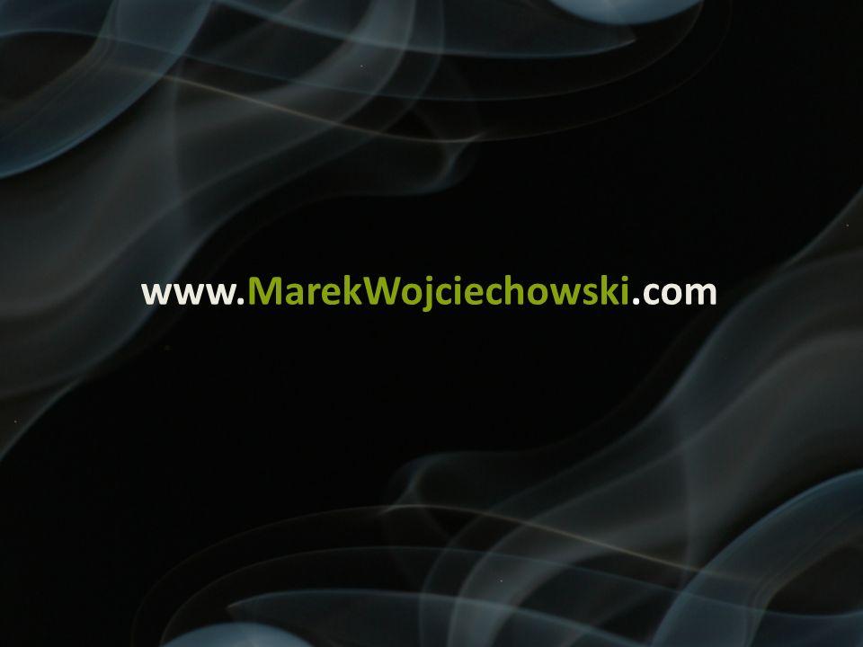 www.MarekWojciechowski.com 23