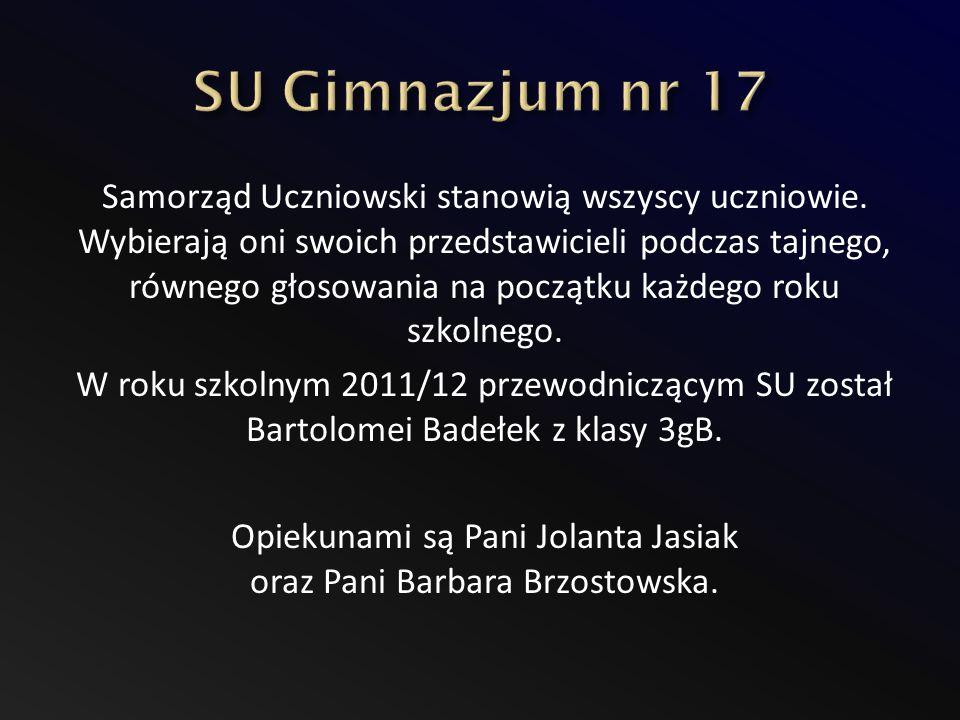 SU Gimnazjum nr 17