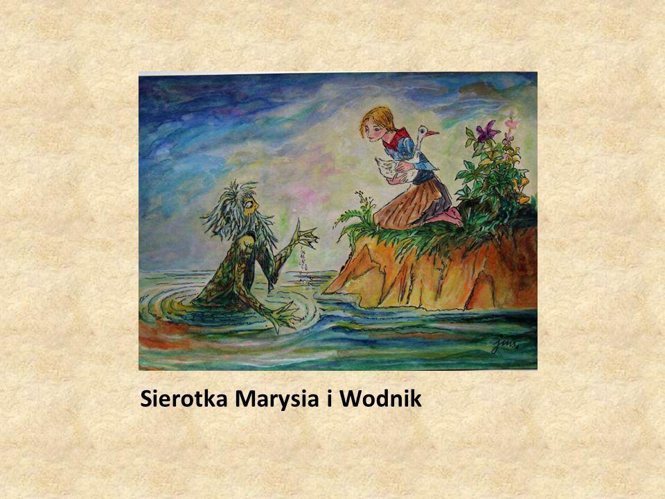 Sierotka Marysia i Wodnik