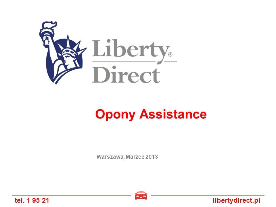 Opony Assistance Warszawa, Marzec 2013