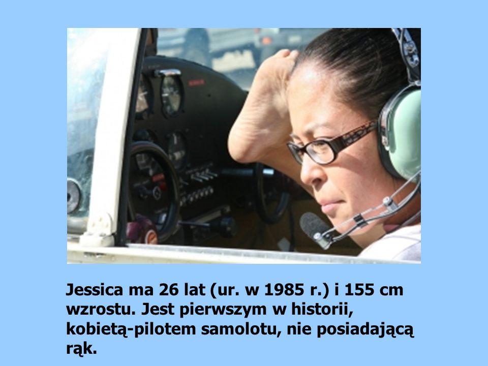Jessica ma 26 lat (ur. w 1985 r. ) i 155 cm wzrostu