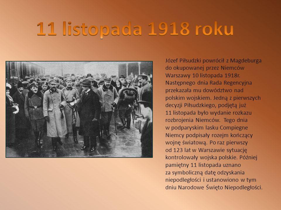 11 listopada 1918 roku