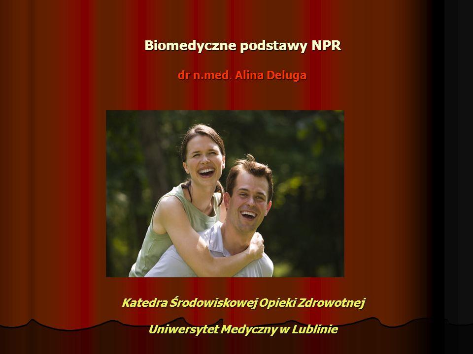 Biomedyczne podstawy NPR dr n. med