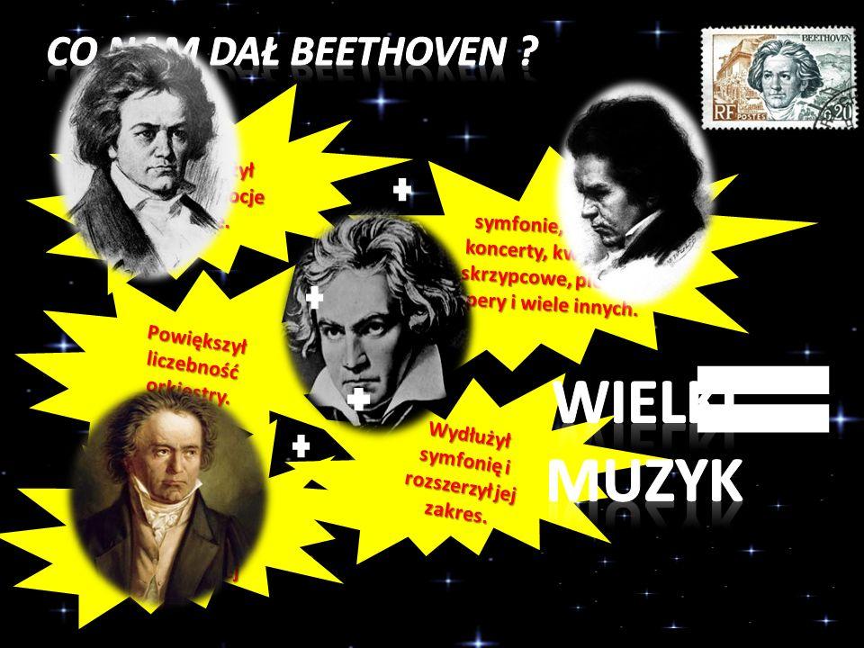 Wielki muzyk Co nam dał Beethoven