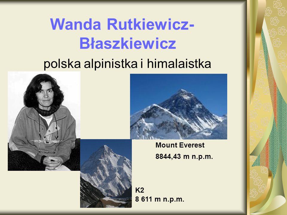 Wanda Rutkiewicz-Błaszkiewicz