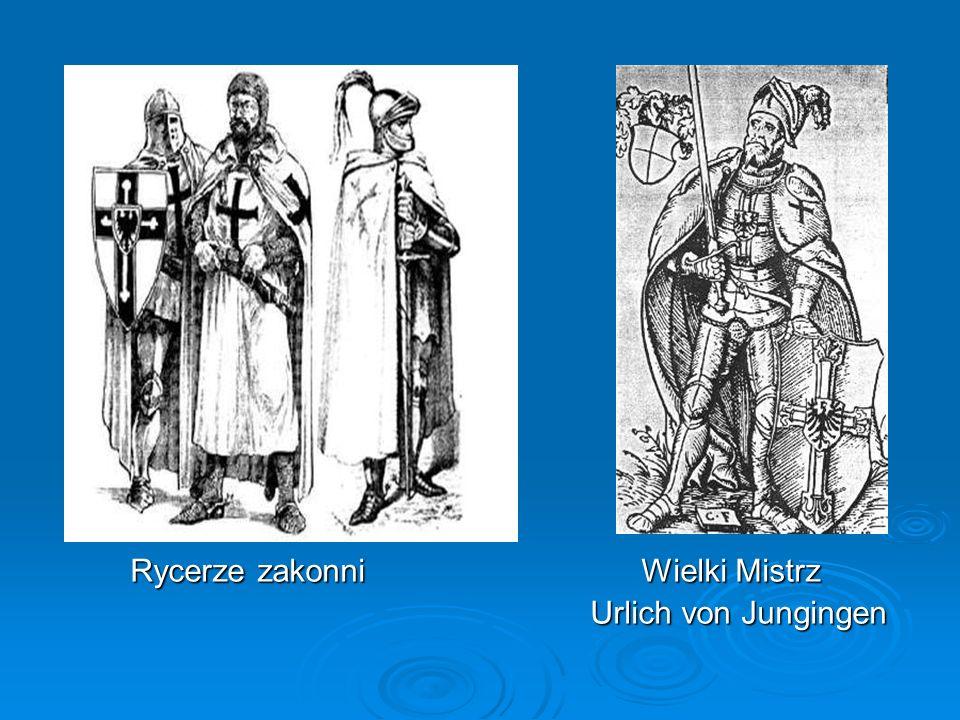 Rycerze zakonni Wielki Mistrz