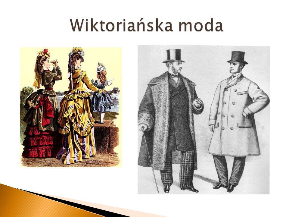 Wiktoriańska moda