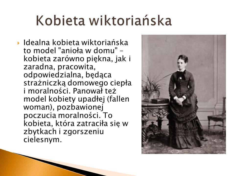 Kobieta wiktoriańska
