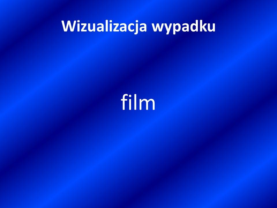 Wizualizacja wypadku film