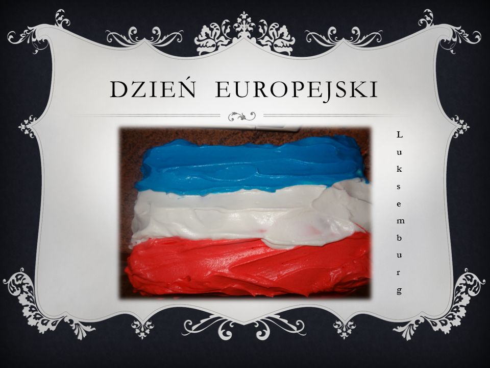 Dzień Europejski Luksemburg