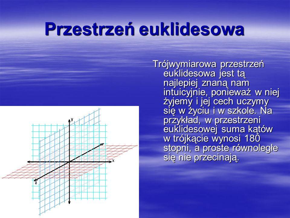 Przestrzeń euklidesowa