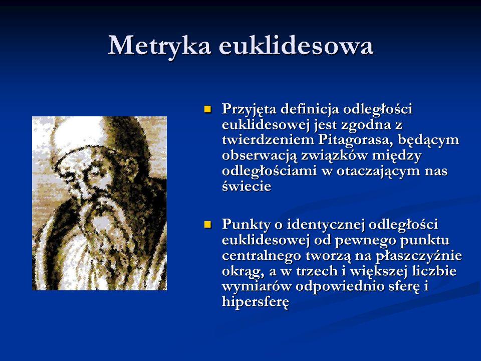 Metryka euklidesowa
