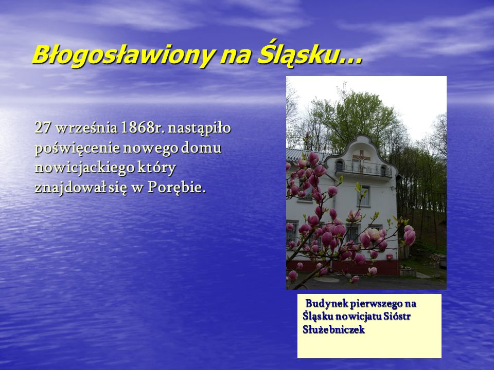 Błogosławiony na Śląsku…