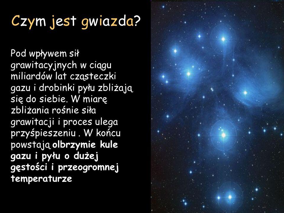 Czym jest gwiazda