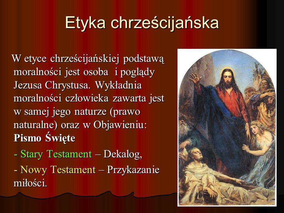 Etyka chrześcijańska