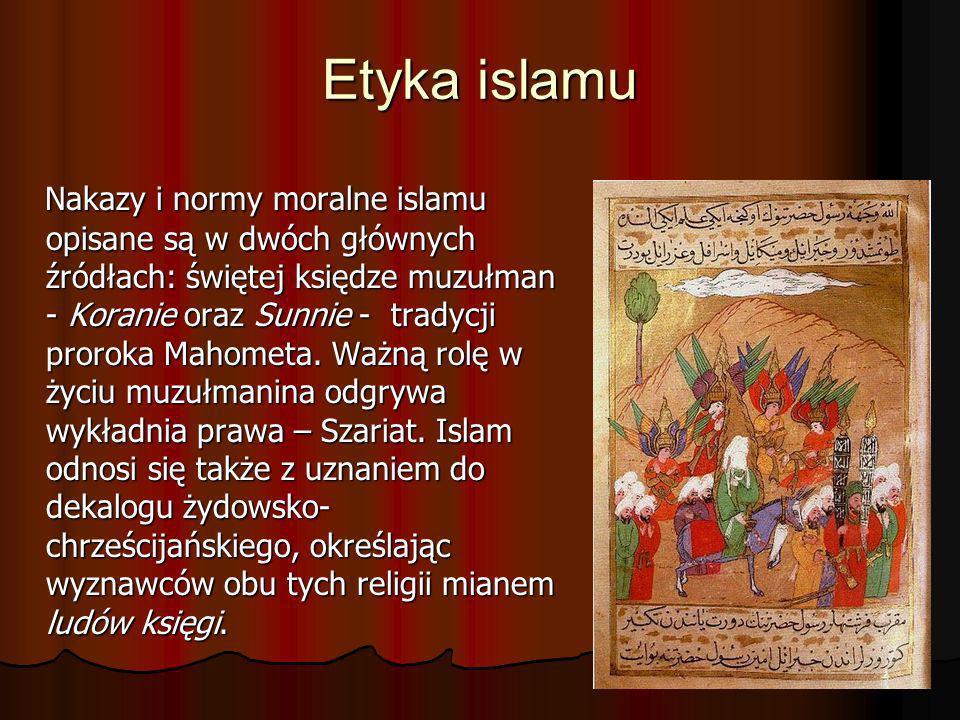 Etyka islamu