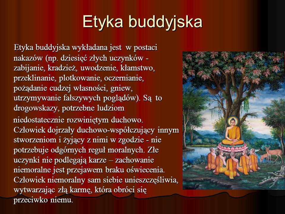 Etyka buddyjska
