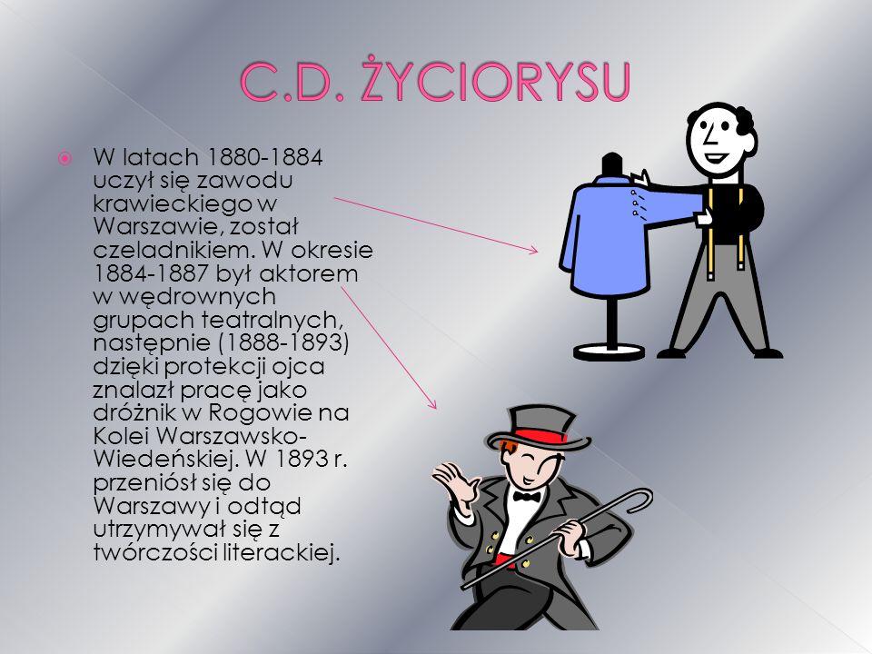 C.D. ŻYCIORYSU
