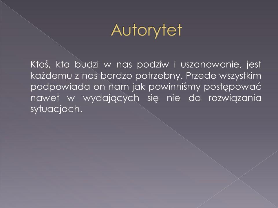 Autorytet