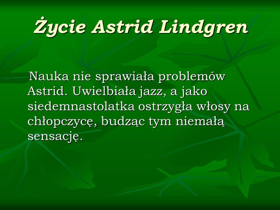 Życie Astrid Lindgren