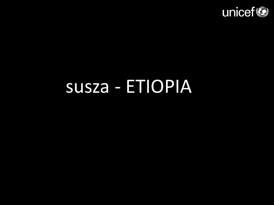 susza - ETIOPIA