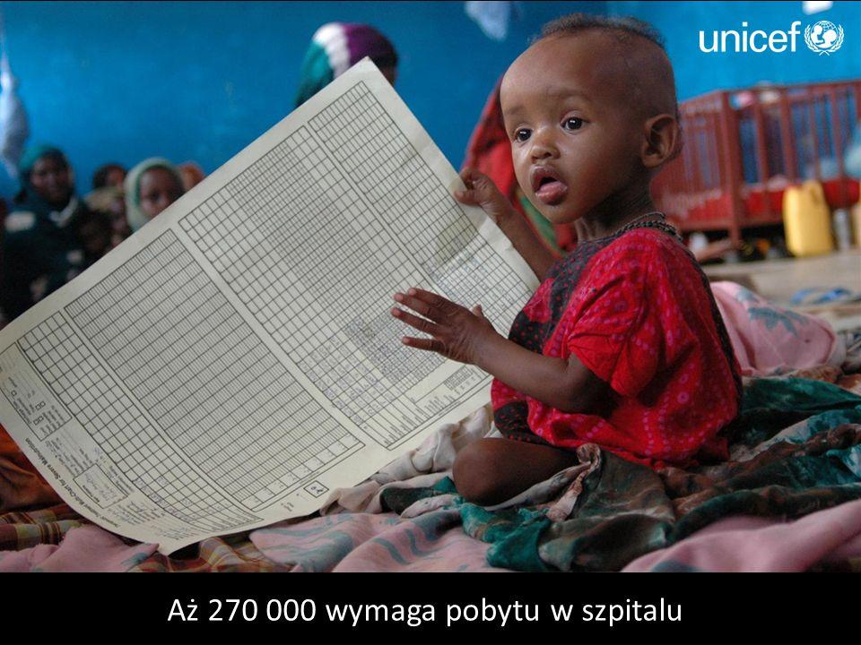 Aż 270 000 wymaga pobytu w szpitalu