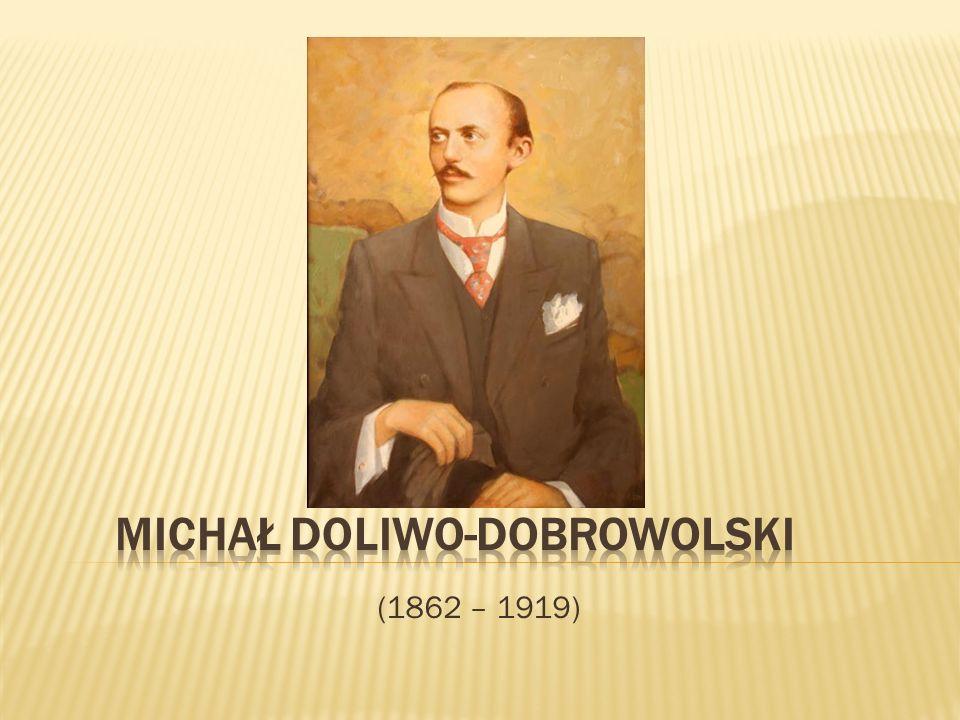 Michał Doliwo-Dobrowolski