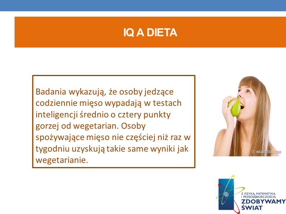 IQ a dieta