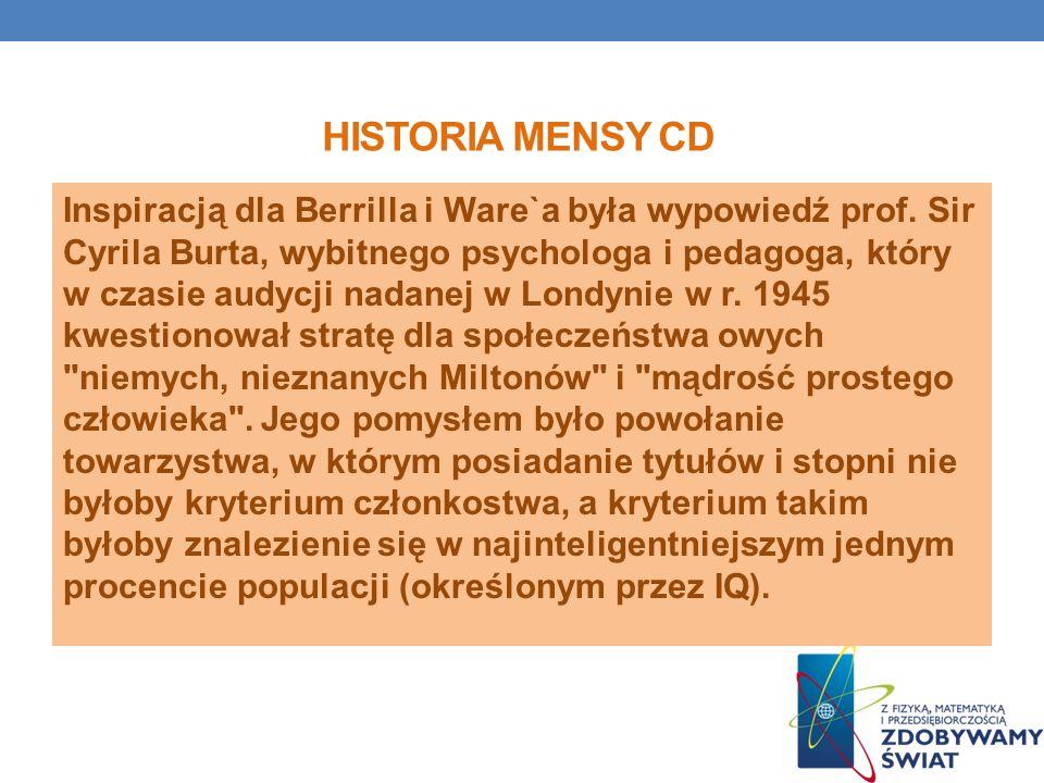 HISTORIA MENSY cd