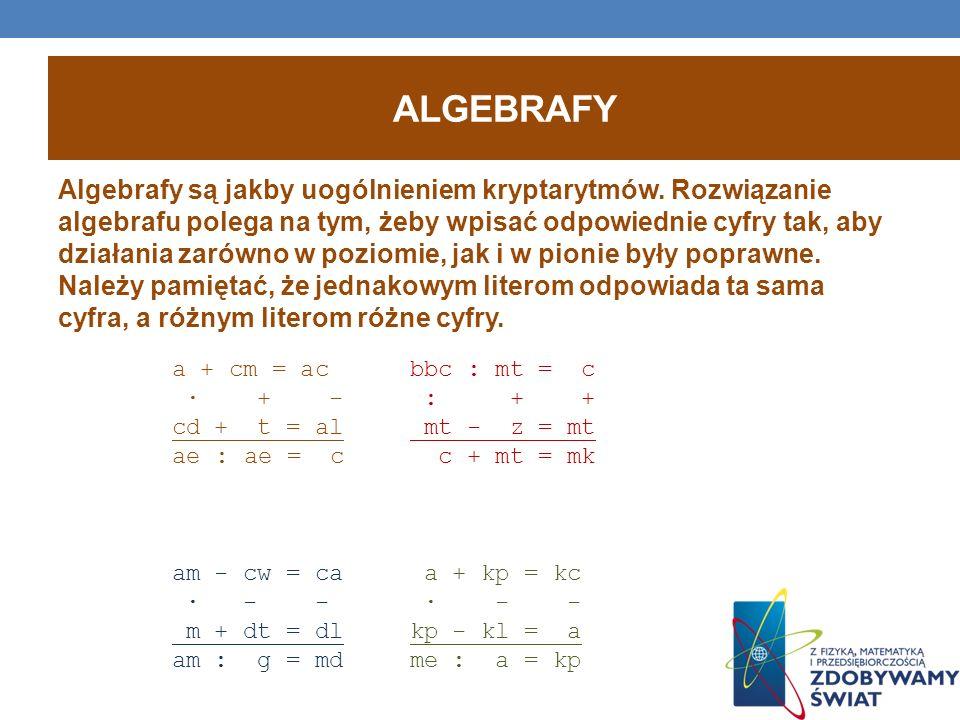 algebrafy