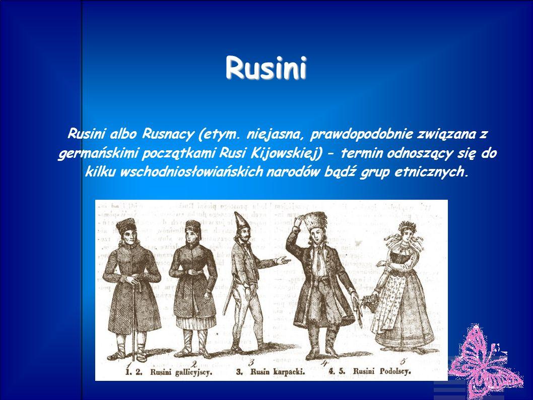 Rusini
