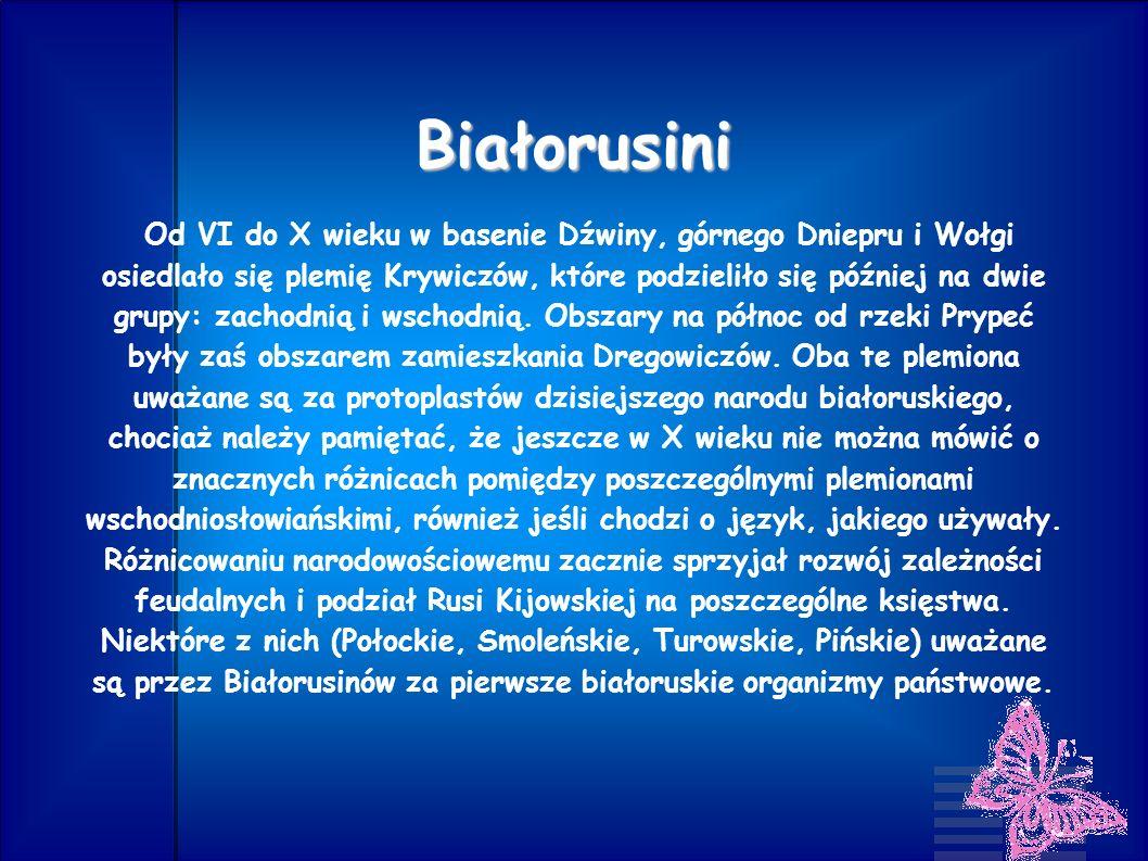 Białorusini
