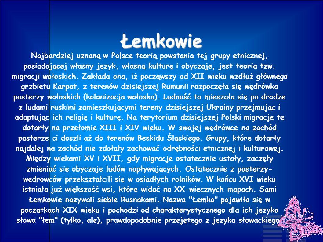 Łemkowie