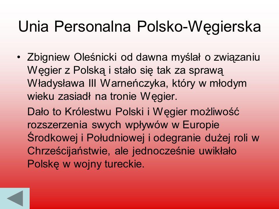 Unia Personalna Polsko-Węgierska
