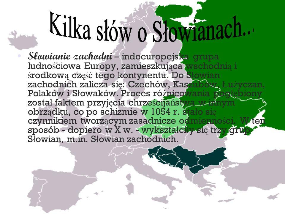 Kilka słów o Słowianach...