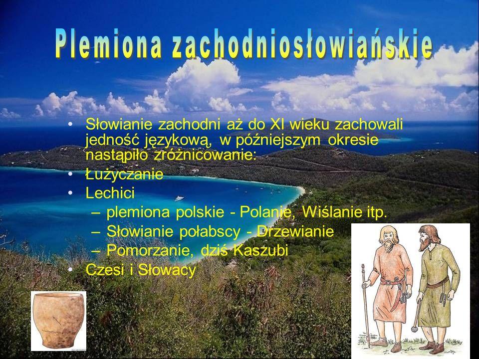 Plemiona zachodniosłowiańskie