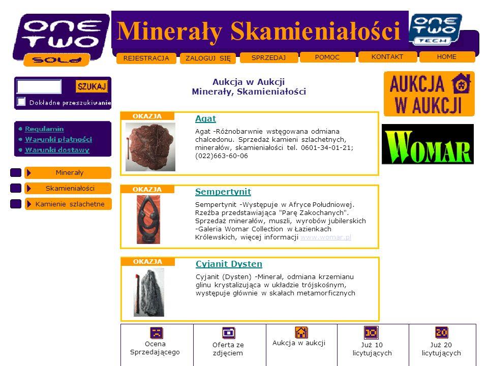 Minerały, Skamieniałości
