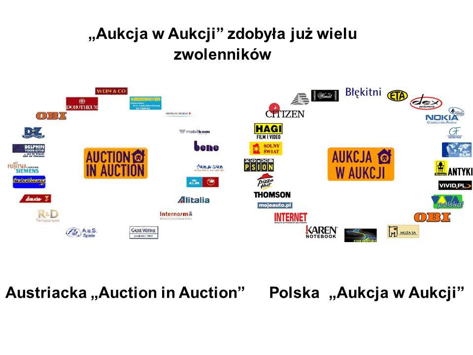 """""""Aukcja w Aukcji zdobyła już wielu zwolenników"""