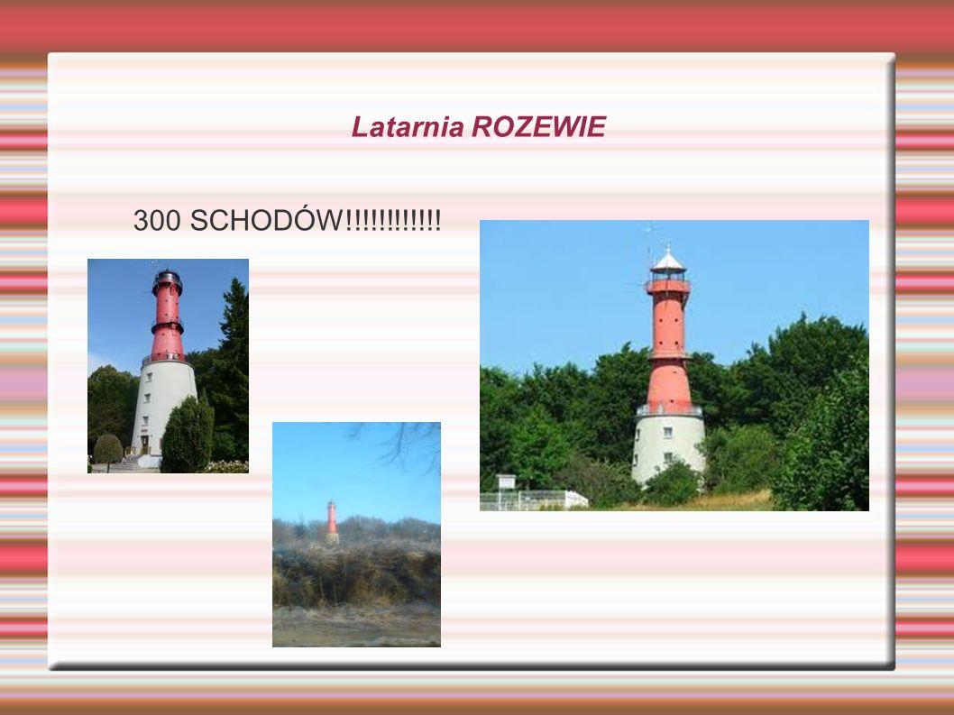 Latarnia ROZEWIE 300 SCHODÓW!!!!!!!!!!!!
