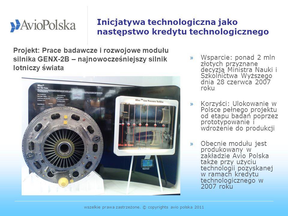 Inicjatywa technologiczna jako następstwo kredytu technologicznego