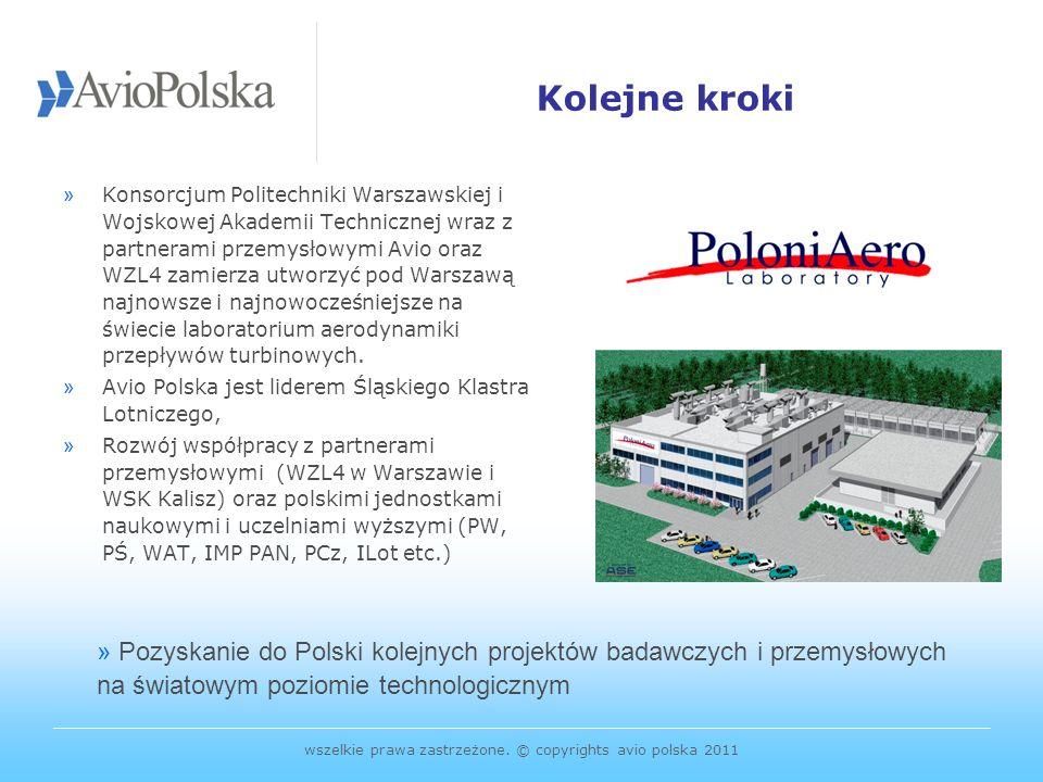 wszelkie prawa zastrzeżone. © copyrights avio polska 2011