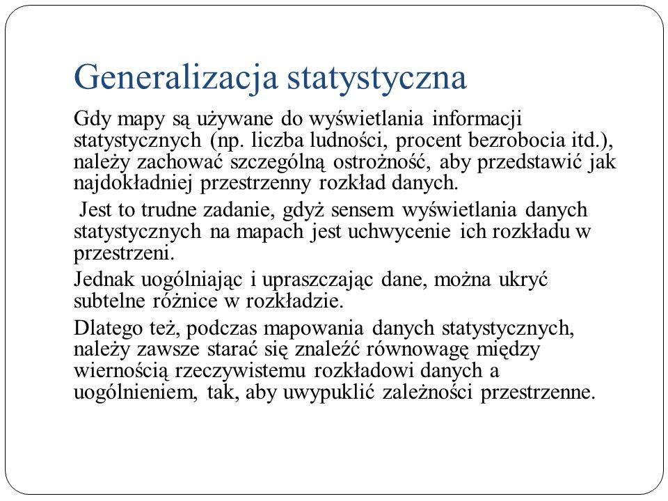 Generalizacja statystyczna