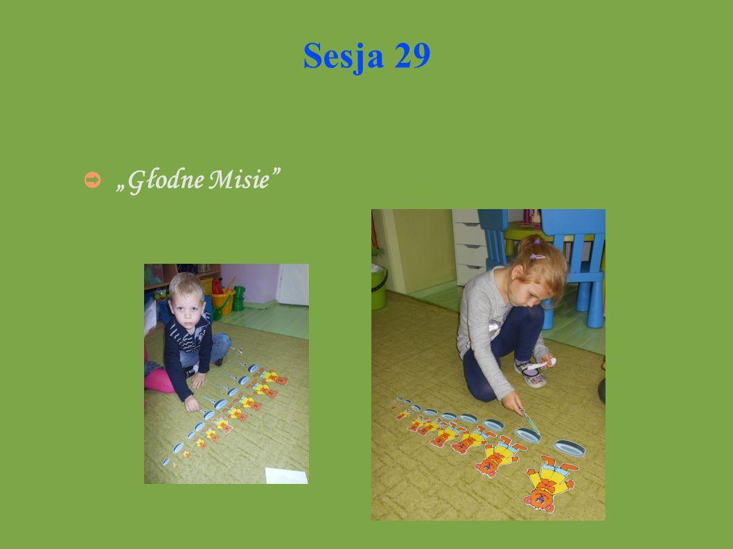 """Sesja 29 """"Głodne Misie"""
