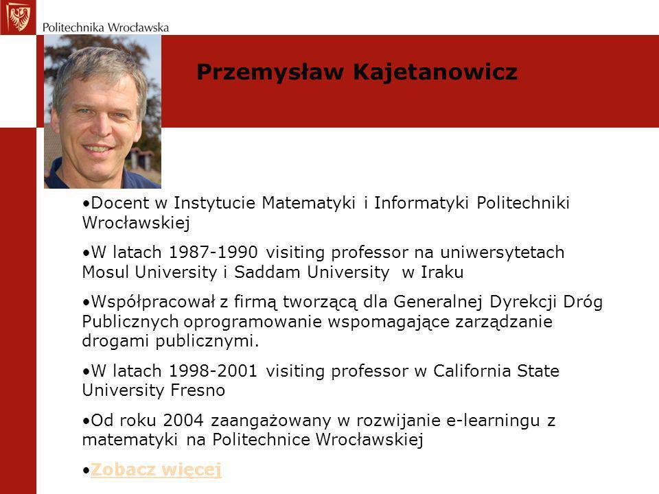 Przemysław Kajetanowicz