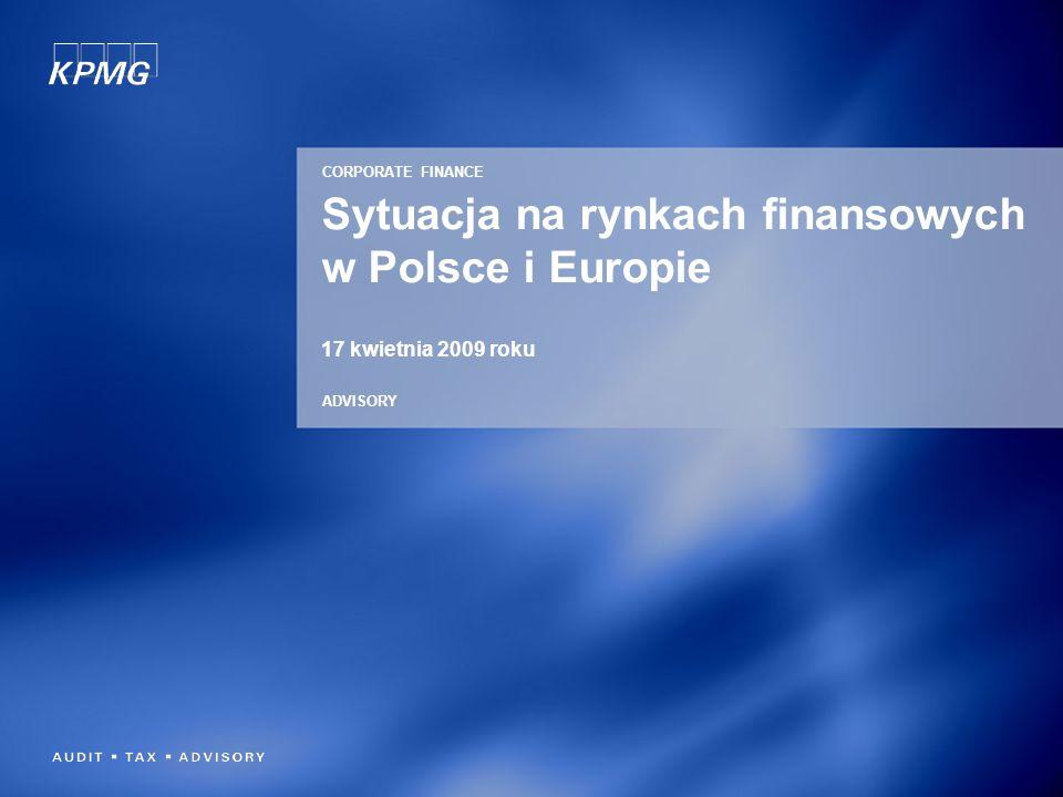 Sytuacja na rynkach finansowych w Polsce i Europie
