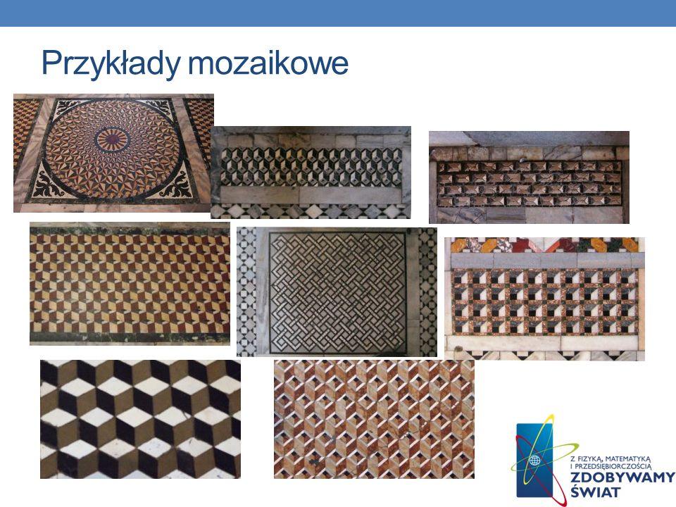 Przykłady mozaikowe