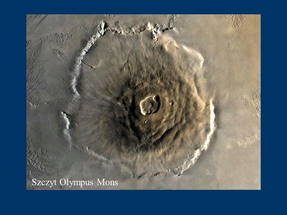 Szczyt Olympus Mons