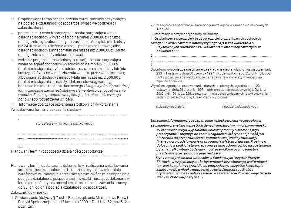 Informacje dotyczące przyznania środków i ich wykorzystania