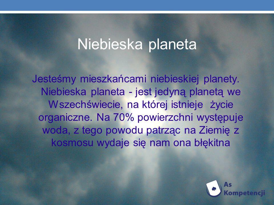 Niebieska planeta